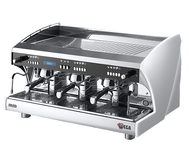 Wega Polaris 3 groeps espressomachine